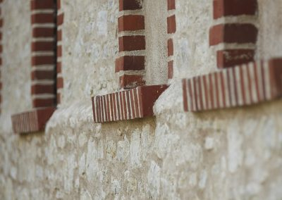 Stuck-Decus-Brakel-Baudenkmalpflege-Rathaus-Oerlinghausen-Baudenkmal-Fassadenrestaurierung