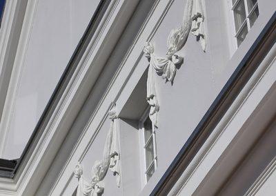 Stuck-Decus-Brakel-Baudenkmalpflege-Stadtteather-Minden-Putz-Stucksanierung