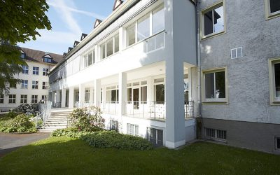 St. Ursulin Schule in Bielefeld